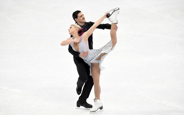 Piper Gilles i Paul Poirier