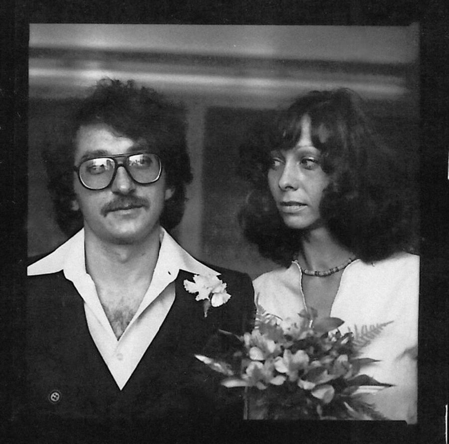 Wiesława i Allan Starscy