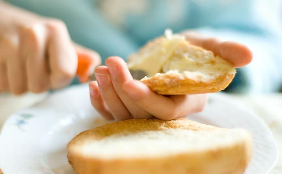 Przygotowanie kanapki