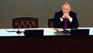 Władmir Putin Fot. Free Wind 2014