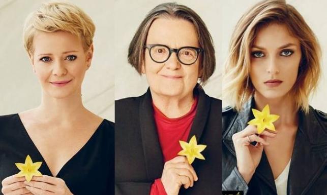 Gwiazdy pamiętają o powstaniu w getcie warszawskim. Kożuchowska, Holland i Rubik ambasadorkami akcji \