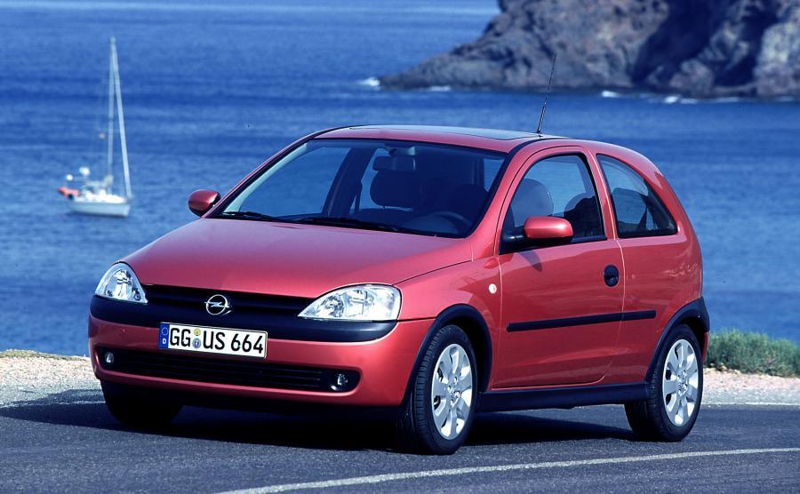 Opel corsa C - 2000-2006