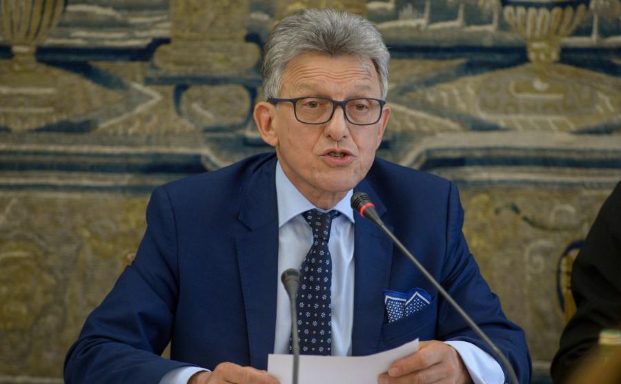 Stanisław Piotrowicz, przewodniczący komisji