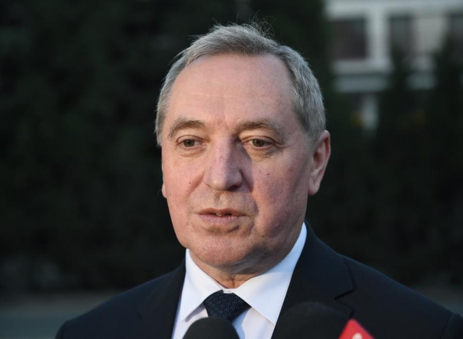 Minister, przewodniczący Stałego Komitetu Rady Ministrów Henryk Kowalczyk