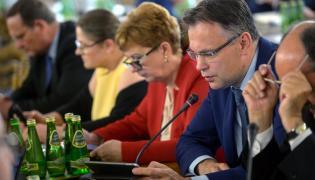 Warszawa Sejm Komisja ustawodawcza