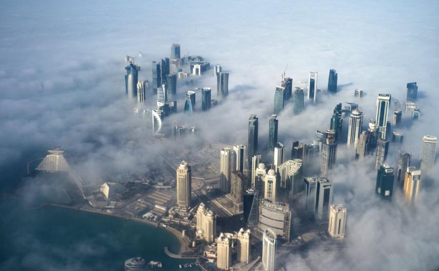 Doha, stolica Kataru