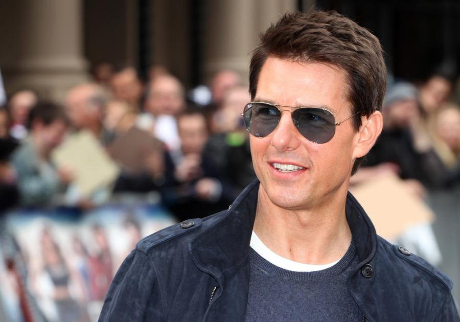 Tom Cruise zagra Barry Seala