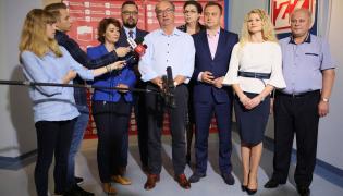 Anna Maria Żukowska, Marcin Kulasek, Włodzimierz Czarzasty, Anna Mackiewicz, Tomasz Trela, Karolina Pawliczak, Marek Dyduch