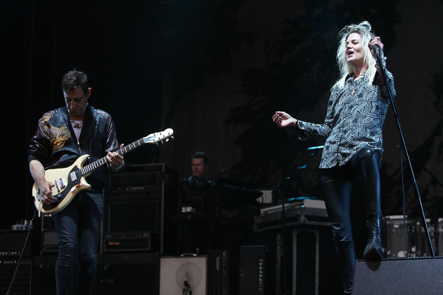 The Kills na Open'er Festival 2017; 29.06.2017