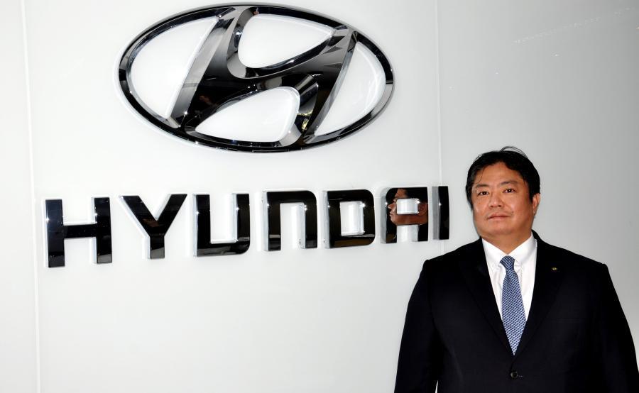Sukwon Kim, prezes Hyundai Motor Poland