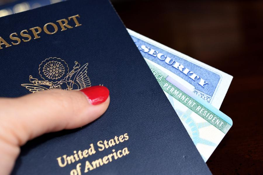 Paszport USA