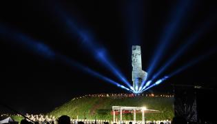 Obchody 78. rocznicy wybuchu drugiej wojny światowej na gdańskim Westerplatte.