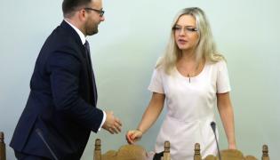 Ireneusz Dylczyk i Małgorzata Wassermann