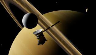 Sonda Cassini-Huygens