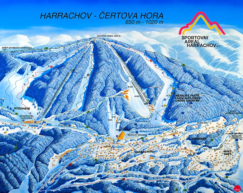 Harrachov, Certowa Hora, Czechy
