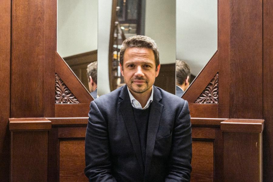 Rafał Trzaskowski Magazyn