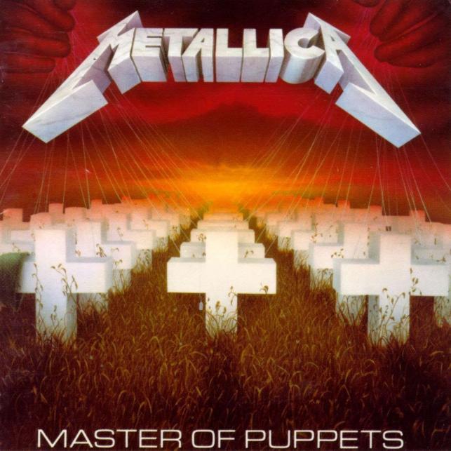 """Zremasterowana wersja kultowego wydawnictwa. Album - legenda. Płyta dostępna w kilku wersjach. Metallica """"Master Of Puppets"""""""