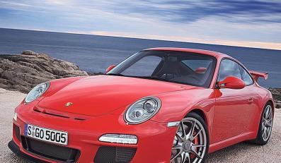 Nowe, szybsze Porsche w akcji
