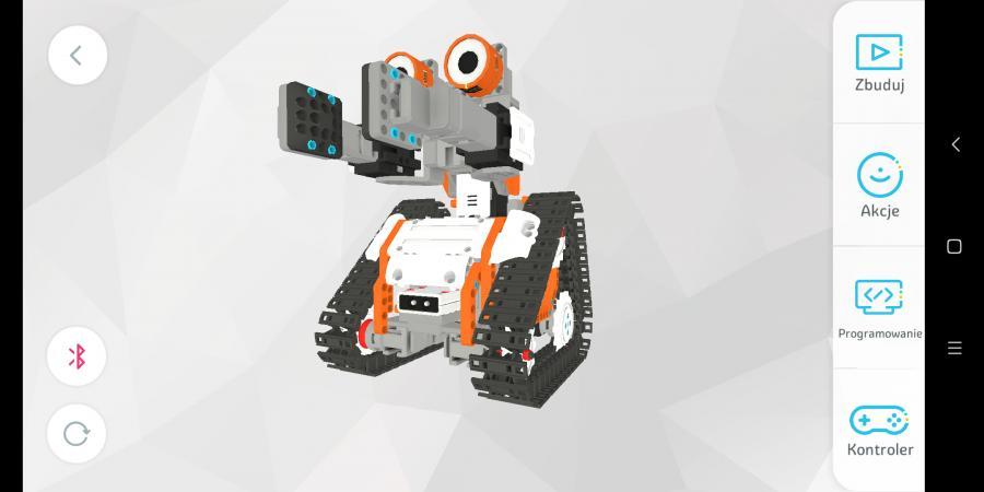 Jimu Robot - aplikacja