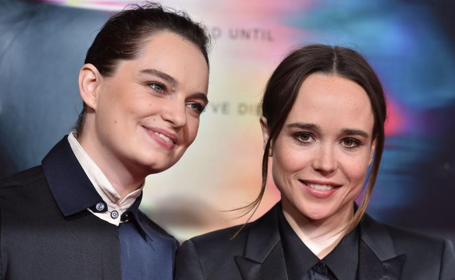 Emma Portner i Ellen Page