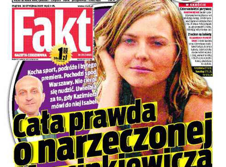 Kim jest nowa miłość Marcinkiewicza?
