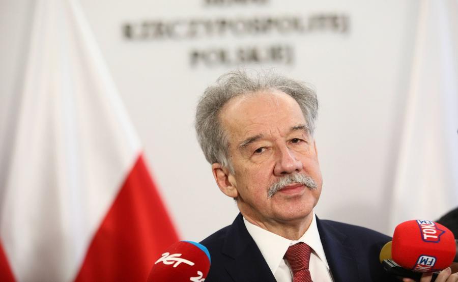 Wojciech Hermeliński, szef PKW