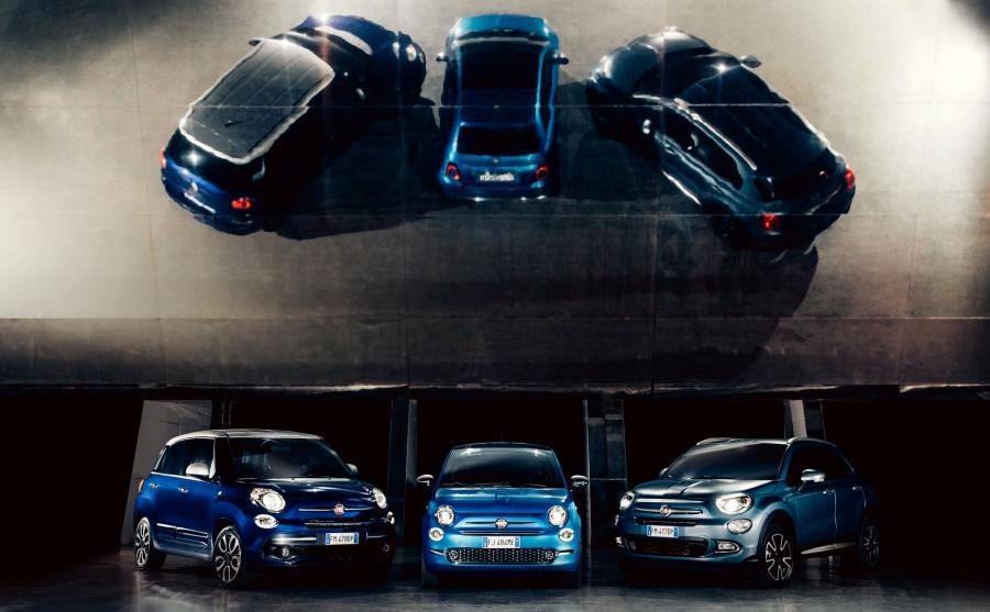 Fiat 500L Mirror, 500 Mirror i 500X Mirror