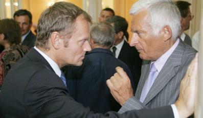 Tusk pewny: Buzek będzie szefem PE