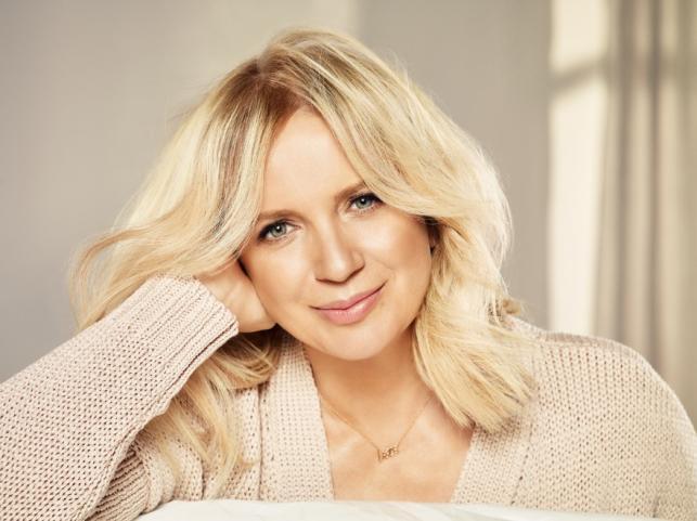 Marzena Rogalska w kampanii LR Health & Beauty