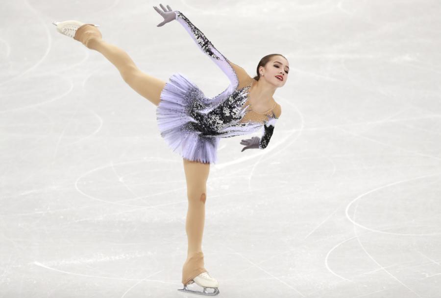 Alina Zagitowa