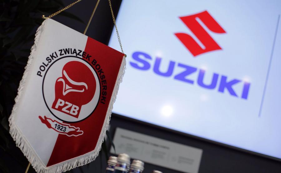 Suzuki sponsoruje polski boks amatorski