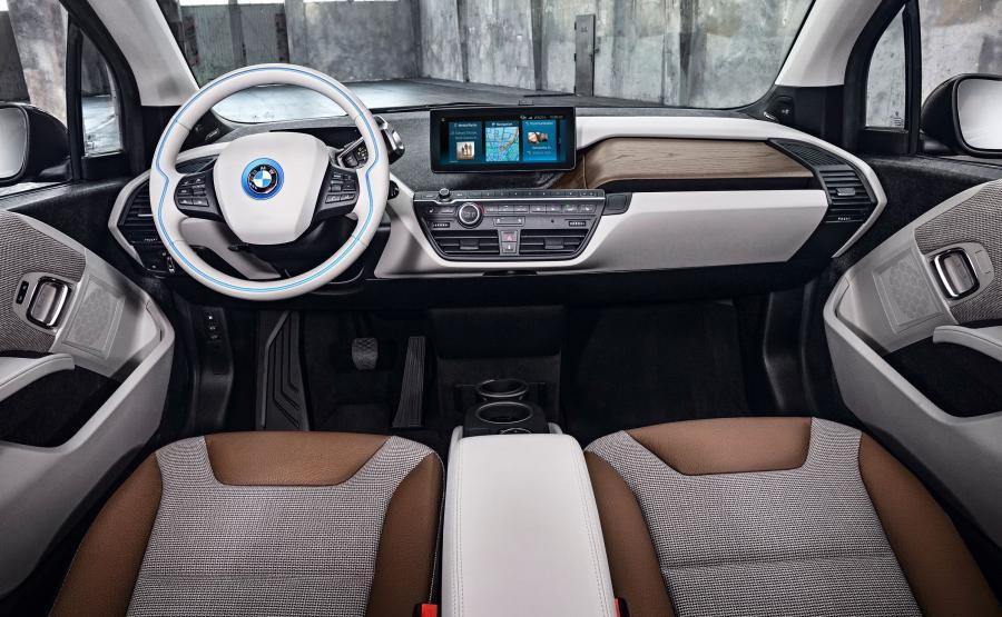 BMW i3 - zdjęcie poglądowe
