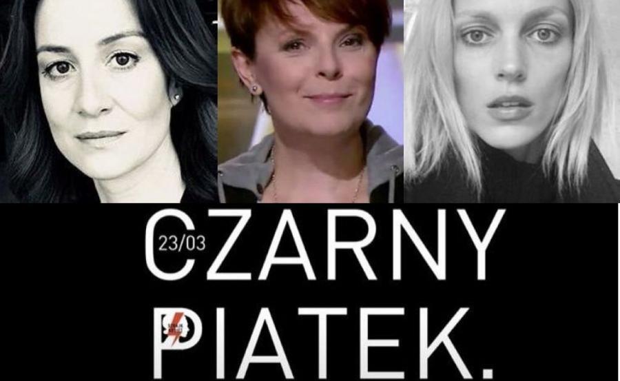 Czarny piątek - Maja Ostaszewska, Karolina Korwin Piotrowska, Anja Rubik
