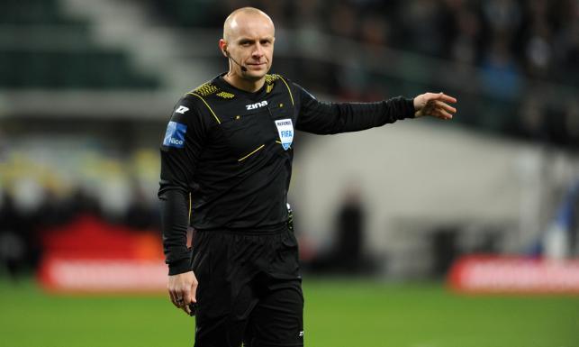 Liga Mistrzów: Sędzia Marciniak poprowadzi mecz Ajaksu z Realem
