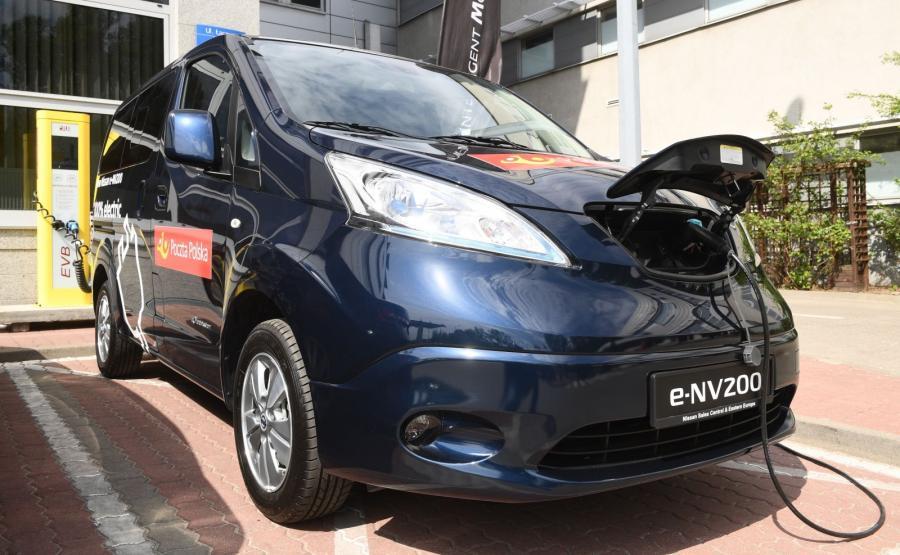 Nissan e-NV-200