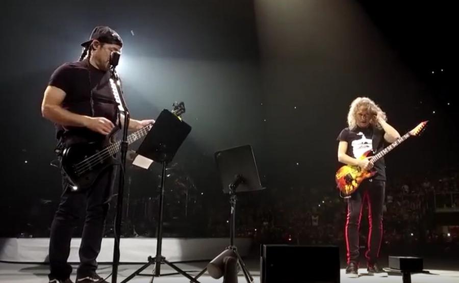 Metallica w Krakowie