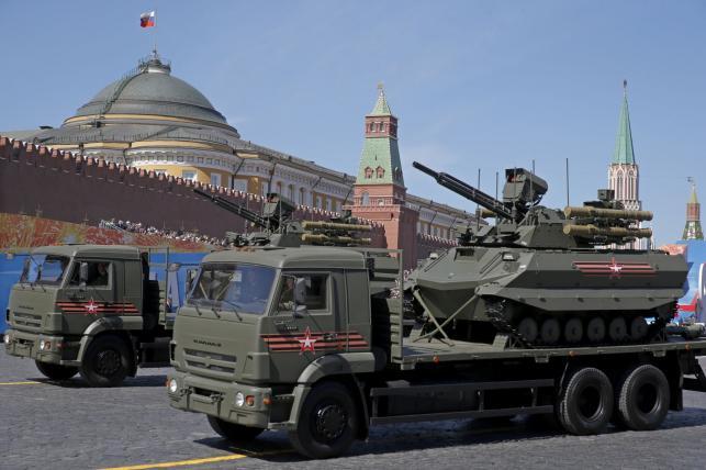 Zrobotyzowane pojazdy bojowe Uran-9