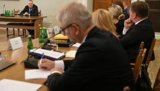 Krzysztof Bondaryk przed komisją śledczą ds. Amber Gold
