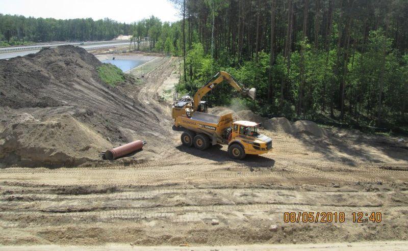 GDDKiA rozwiązała umowę z wykonawcą S8 pomiędzy węzłami Marki i Kobyłka