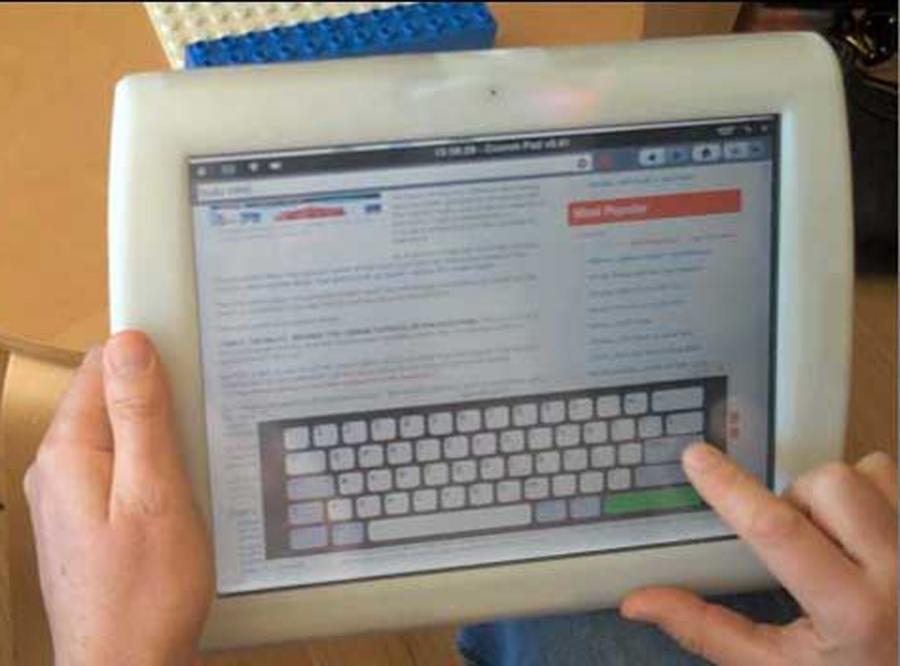 CrunchPad - internetowy gadżet za 300 dol.