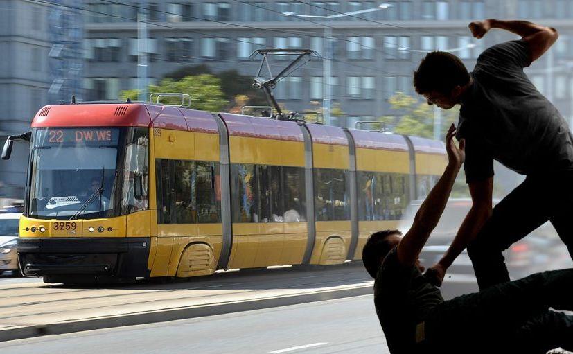 Pobicie w Warszawie, zdjęcie poglądowe