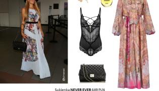 STYLIZACJE inspirowane Paris Hilton