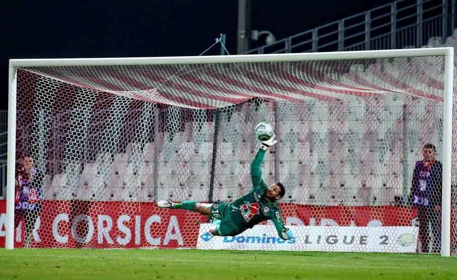 Mecz AC Ajaccio