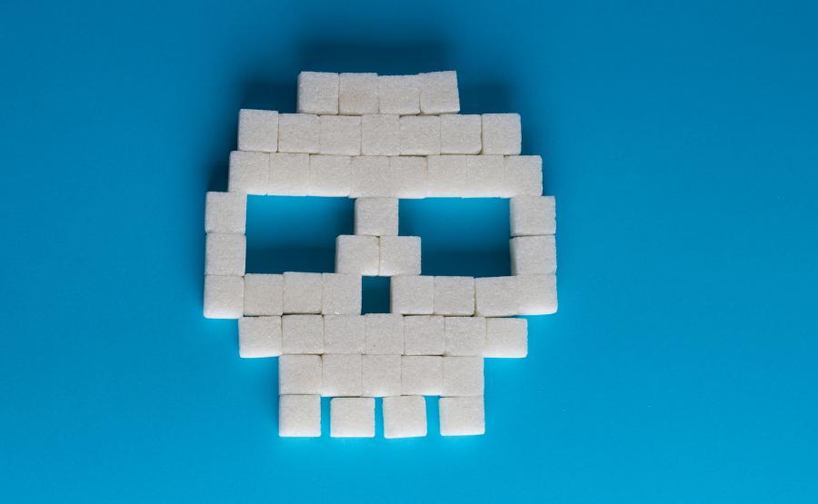 Śmierć z kostek cukru