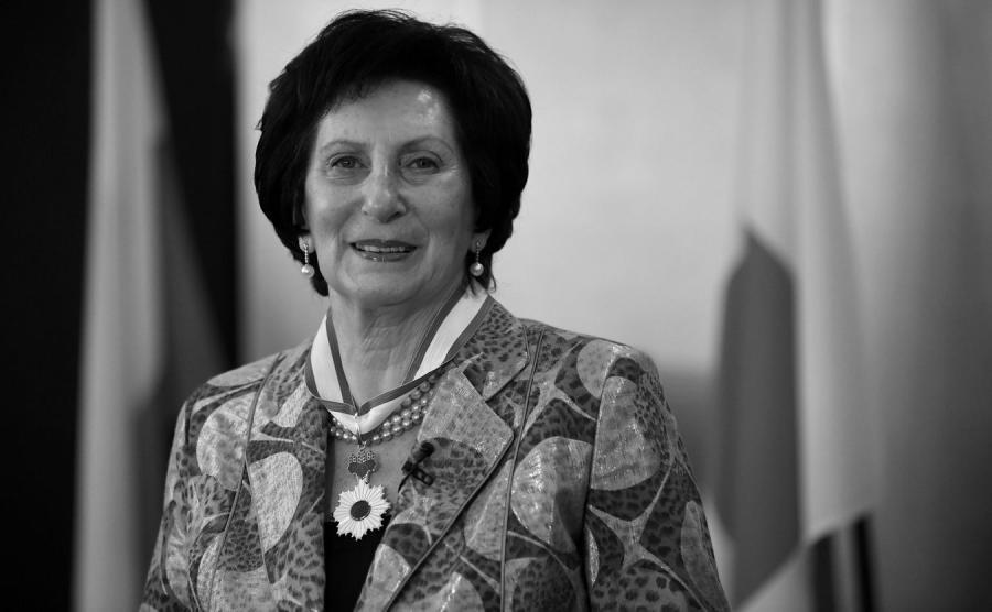 Irena Szewińska nie żyje