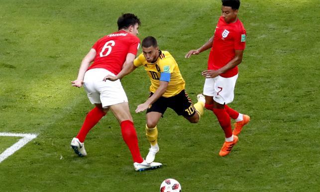 Belgia trzecią drużyną świata! W finale pocieszenia nie dała Anglikom żadnych szans