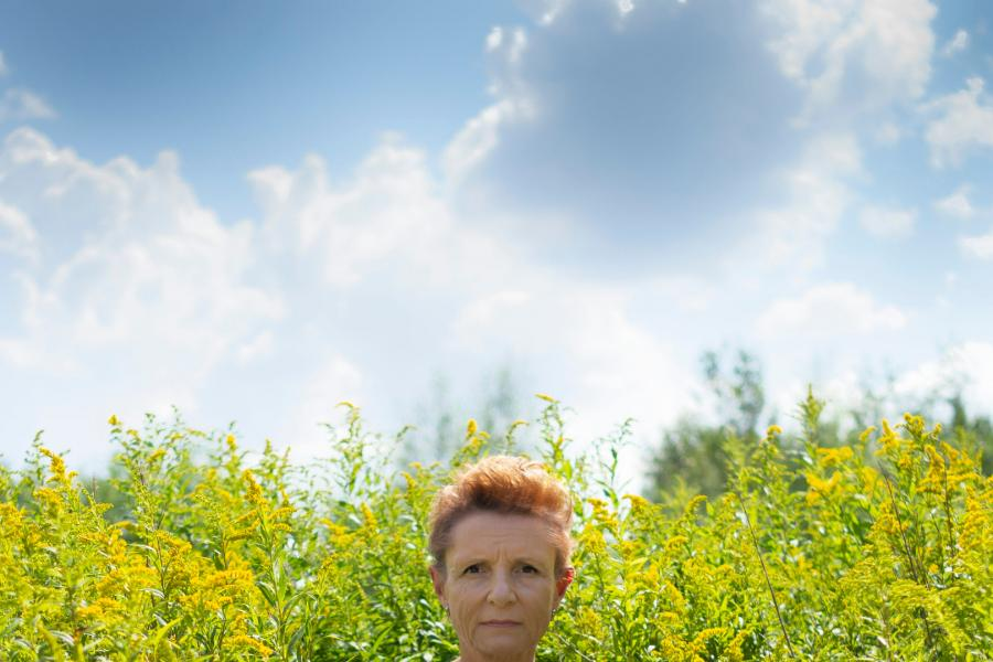Małgorzata Omilanowska Fot. Maksymilian Rigamonti