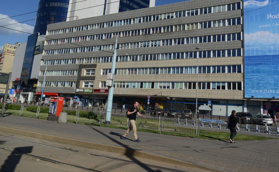 Siedziba spółki Srebrna w Warszawie