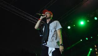 Pezet na scenie w Płocku. Polish Hip-Hop Festival 2018
