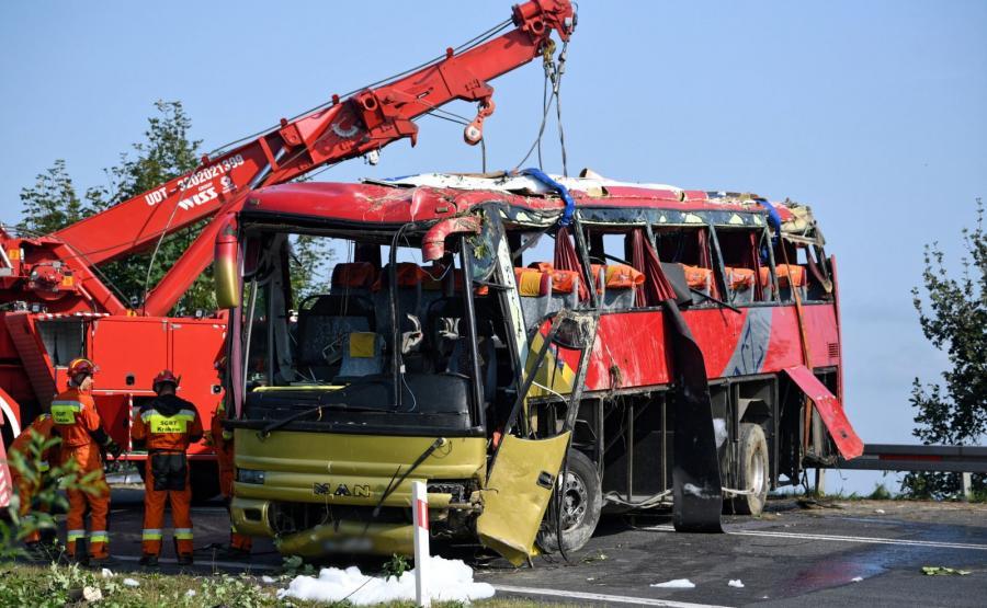 Przemyśl: Kierowca ukraińskiego autokaru aresztowany na trzy miesiące